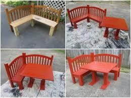 DIY Kids Corner Bench Tutorial