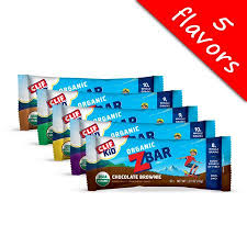 CLIF BAR PRODUCTS You Go Healthy