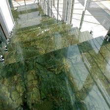 indoor tile floor granite polished verde fantastico