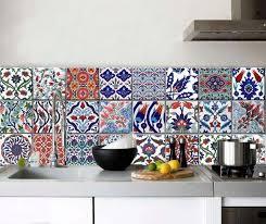die fliesen an der küchenrückwand ideen und farbkombinationen