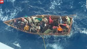 cruise ship rescues 24 stranded cubans cnn
