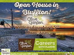 Tanger Outlets Olive Garden Open House Hilton Head Island SC
