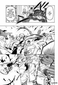 Pumpkin Scissors Manga Raw by Pumpkin Scissors 17 Read Pumpkin Scissors 17 Online Page 33