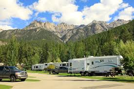 Fairmont Hot Springs RV Resort