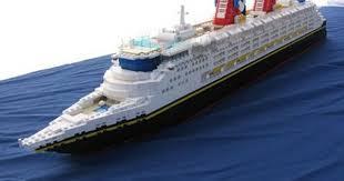 giant lego cruise ship legos pinterest lego cruise ship