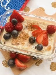 porridge auflauf