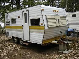Puritan 16 Dual Axle Camper