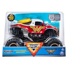 100 Monster Jam Toy Truck Videos Spin Master Official Wonder Woman