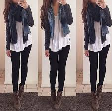 Astonishing Cute Winter Outfits With Black Leggings Tumblr Fashion