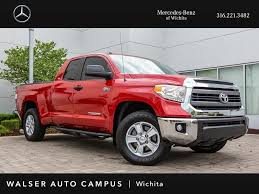 Pre-Owned 2015 Toyota Tundra 4WD Truck SR5, Rear View Camera ...