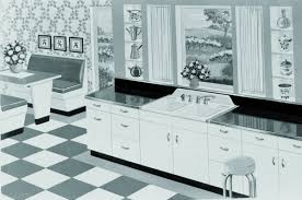 Epic 1940S Kitchen Design 57 With Additional Decor Designs