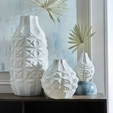 Sculptural Vases Handcrafted By Artisans In The Philippines From Volcanic Ash Of Mount Pinatubo