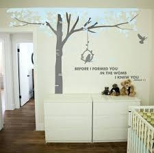 chambre arbre deco arbre chambre bebe stickers pour chambre bebe avec 25 id es d