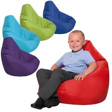 Kids Reading Bean Bags Pack 5