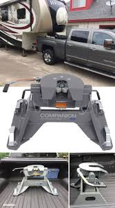 100 Hitches For Trucks Check Out The BW Companion Dual Jaw OEM Fifth Wheel Hitch For The