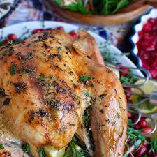 Sheet Pan Harissa Chicken Dinner