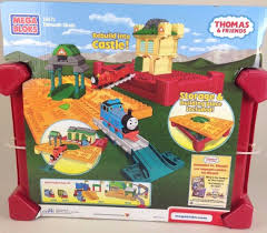 Thomas The Train Tidmouth Sheds Playset by Mega Bloks Thomas Friends Tidmouth Sheds 10573 67 Pcs What U0027s