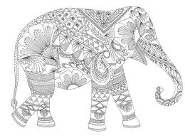 BMillie Marotta B Elephant Coloring SheetsAdult Colouring InColoring PagesColoring BooksSecret Garden