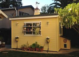 Tuff Shed Artist Studio by Modern Shed With Bathroom