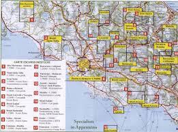 Tuscany Tourist Map