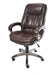 realspace fosner high back bonded leather chair chair design