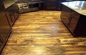 Wide Plank Distressed Hardwood Flooring Floor Installation Maple Laminate Parquet Black Wood