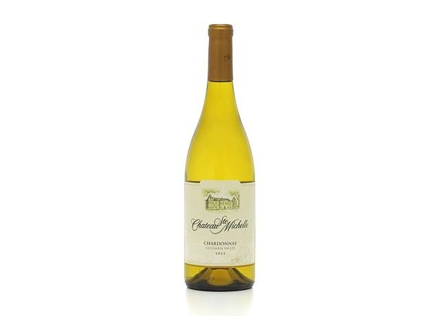 Chateau Ste Michelle Chardonnay, Columbia Valley - 750 ml