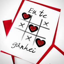 Kit Passion 3 Cartões De Amor