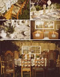 Image Of Vintage Wedding Ceremony Decoration Ideas