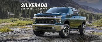 100 Chey Trucks Silverado Continues A Legacy