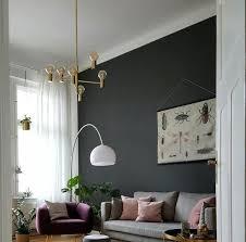 wand gestrichen skandinavisch wandfarbe wohnzi in neu altbau