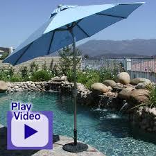 Market Umbrellas 49 95 Attractive by 737 Sb Galtech 9 U0027 Sunbrella Aluminum