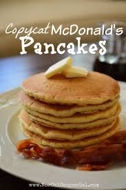 Mcdonalds Small Pumpkin Spice Latte Calories by Best 25 Mcdonald U0027s Pancake Recipe Ideas On Pinterest Chow Main