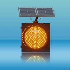 300mm solar assemblage led traffic signal light fxs300 ledon
