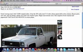 Craigslist Taos NM - Used Cars And Trucks Under $1800 Common In 2012 ... A Tale Of Craigslist Wheels The Truth About Cars Grhead Field Of Dreams Antique Car Salvage Yard Youtube Saleen Ranger On Station Forums Ten Best Places In America To Buy Off For 19500 Virginia Is El Camino Lovers Va 2017 Chevrolet 3600 Classics For Sale Autotrader 2950 Diesel 1982 Luv Pickup Seven New Thoughts And Trucks San Norcal Motor Company Used Auburn Sacramento