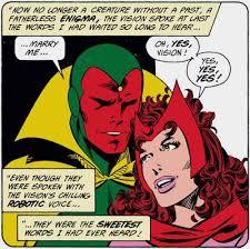 The Vision Y Scarlet On Pinterest
