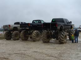Mud Trucks | Trucks Accessories And Modification Image Gallery