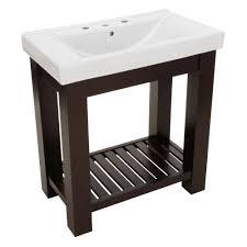 18 Inch Deep Bathroom Vanity Top by Home Decorators Collection Lexi 31 5 In W X 18 In D Vanity In