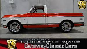 100 72 Chevy Trucks 19 Chevrolet C10 Gateway Classic Cars Of Fort Lauderdale 73