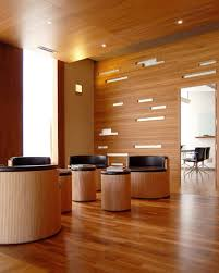 Wood Floor Office Modest On In 19 Best Wooden Offices Images Pinterest Arquitetura And 18