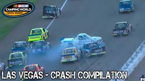Nascar Truck Series - 2017 - Las Vegas - Crash Compilation - YouTube Nascar Camping World Truck Series Entry List Las Vegas 300 Motor Speedway 2017 350 Austin Wayne Gander Outdoors Wikiwand Holly Madison Poses As Grand Marshall At Smiths Nascar Sets Stage Lengths For Every Cup Xfinity John Wes Townley Breaks Through First Win Stratosphere Named Title Sponsor Of March 2 Oct 15 2011 Nevada Us The 10 Glen Lner Stock Arrest Warrant Issued Nascars Jordan Anderson On Stolen Car Ron Hornaday Wins The In Brett Moffitt Chicagoland Race