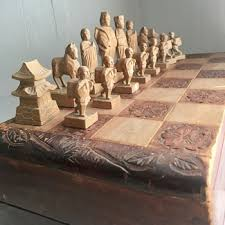 Antique And Vintage Chess Sets