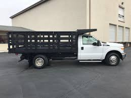 100 F350 Ford Trucks For Sale 2012 FORD XL STAKE BODY TRUCK FOR SALE 569490