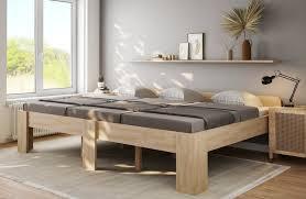bv vertrieb bett familienbett buche bett für eltern und kinder komfortbett kaufen otto