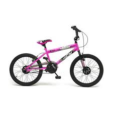 Flite Panic Girls BMX Bike 20