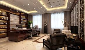 Simple Luxury Home Office Design With Nice Wall Art ... Home Office Designers Simple Designer Bright Ideas Awesome Closet Design Rukle Interior With Oak Woodentable Workspace Decorating Feature Framed Pictures Wall Decor White Wooden Gooosencom Men 5 Best Designs Desks For Fniture Offices Modern Left Handed