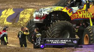 Monster Jam In Edward Jones Dome - St. Louis, MO 2014 - Full Show ...