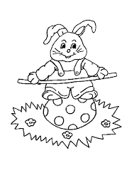 Easter Holiday Spring Coloring Pages Free For Kids Download Bunny Chicks Disney Duck Eggs Printable Book To Color Craft Activity Sheets 1