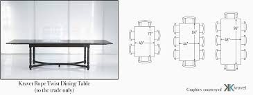 Dining Table Dimensions For 6 Persons Genuine 99 Height Standard
