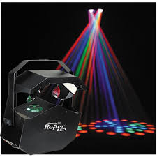 American DJ Reflex LED Moonflower DJ Lights